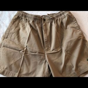 Mens Polo by Ralph Lauren shorts khacki
